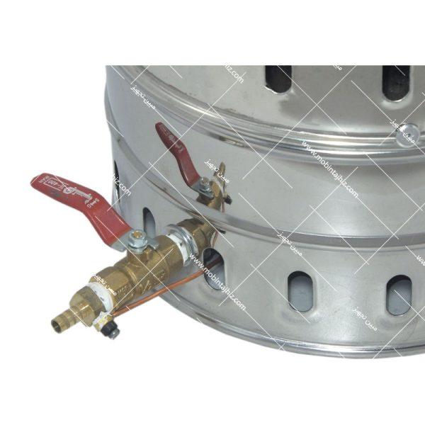 سماور-گازی-۶۰-لیتری-تنوره-دارسماور-گازی-۶۰-لیتری-تنوره-دار