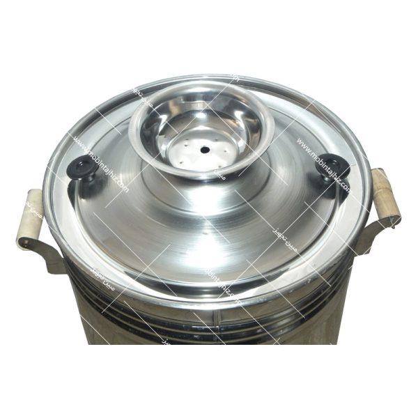 سماور-استیل-گازی-۹۰-لیتری