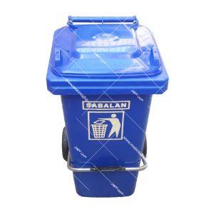 سطل-زباله-پدالی
