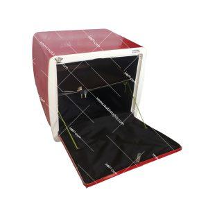 صندوق-حمل-غذا قرمز