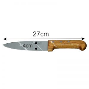 چاقو-سلاخی-سایز-سه