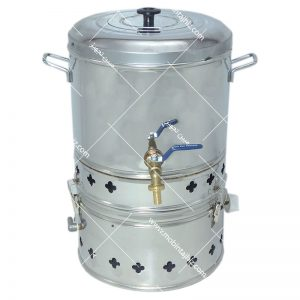 سماور-گازی-ترموبکوبل-دار-۲۰-لیتری