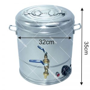 سماوذ-برقی-۱۰-لیتری